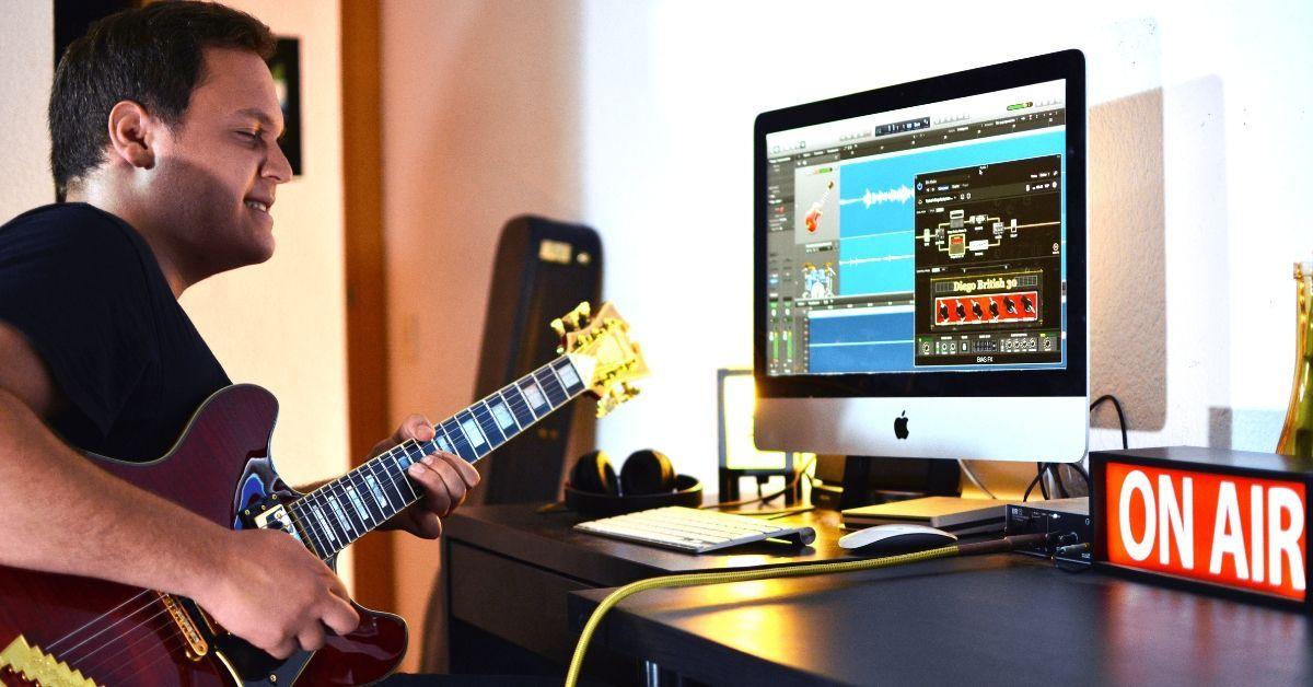 Practicar guitarra en cualquier parte – Apps para guitarristas